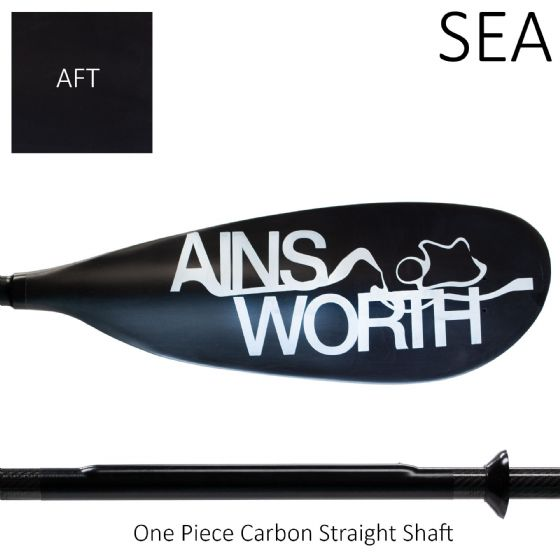 SEA (AFT) One Piece Carbon Straight Shaft